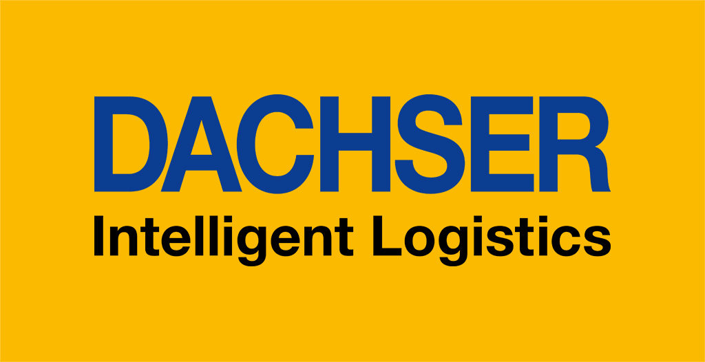 Logo DACHSER - Intelligent Logistics